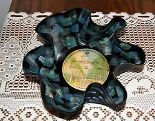 (101B) Seals and Crofts vinyl record recycled upcycled