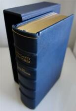 MARGARET THATCHER +THE PATH TO POWER+ STUNNING LEATHER BOUND LTD SIGNED 1 OF 500