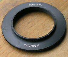 novoflex 58mm reverse mount to 42mm plain stub