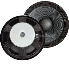 "SUBWOOFER BASSLAUTSPRECHER 38cm-15"" 1500 WATT"