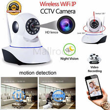 720P HD CCTV IP Kamera Wifi Wireless IR P2P Webcam Nachtsicht Überwachungskamera