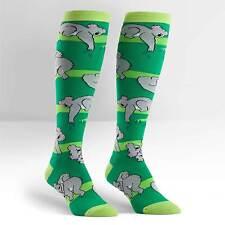 Sock It To Me Women's Funky Knee High Socks - Kuala Love