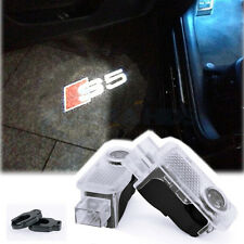 AUDI S5 GHOST LOGO LASER PROJECTOR DOOR UNDER PUDDLE LIGHTS