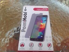PointMobl by Radio Shack 360' Privacy Screen Protector Kit for Samsung Galaxy S5