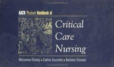 AACN Pocket Handbook of Critical Care Nursing-ExLibrary