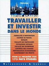 travailler et investir dans le monde Collectif Occasion Livre