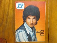July-1977 Chicago Tribune TV Week(RON PALILLO/WELCOME BACK KOTTER/VICKI LAWRENCE