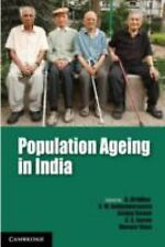 Population Ageing in India (2014, Hardcover)