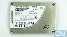 "Intel 320 Series SSDSA2BW300G3 300GB 3.0Gb/s SATA 2.5"" Slim 7m"