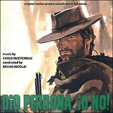 Carlo Rustichelli: Dio Perdona... Io No! (New/Sealed CD)