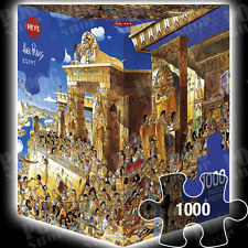 NEW SEALED Heye EGYPT Hugo Prades 1000 Piece Jigsaw Puzzle