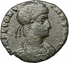 CONSTANS son of Constantine I the Great   Ancient Roman Coin SECURITAS i26288