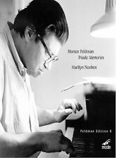 Feldman Edition 8 - Marilyn Nonken Plays Triadic Memories New DVD Audio