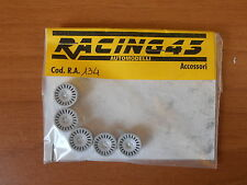 1/43 RACING43 ra 134 - Accessories Original for Kits - Alloy Wheels Rallye -