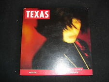 "TEXAS Mothers heaven remix + What goes on- Inedit live- 45t/7"" GATEFOLD"