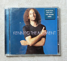 "CD AUDIO MUSIC/ KENNY G ""THE MOMENT"" 13T 1996 CD ALBUM POP/JAZZ/ EASY LISTENING"