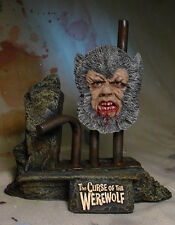 CURSE Of The WEREWOLF Mini STATUE PROFESSIONAL BUILD & PAINT Hammer Horror