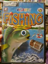 Egames Fishing (NEW SEALED) PC GAME - FREE POST
