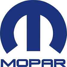 Mopar Logo Vinyl Decal -Buy 1, Get One Free
