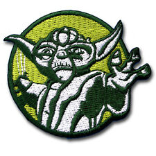 Star wars Yoda Patch Embroidered Iron on Imperial Storm Trooper Emblem Badge