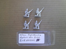 25mm Eagle Miniatures  Napoleonic Wars  British Infantry Kneeling