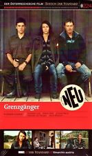 GRENZGÄNGER (Andreas Lust, Stefan Pohl) NEU+OVP Regie: Florian Flicker