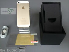 Apple iPhone 5s - 16 GB -Gold (Orange/EE/Tmobile) - Grade B - Good condition