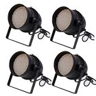 4 Pieces 6 Channel For DJ Party Show LED Stage Light DMX512 with 177 LED Light