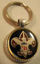 BOY SCOUTS & YOUR STATE QUARTER KEYCHAIN NEW