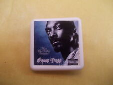 SNOOP DOGG THE BLUE CARPET TREATMENT  ALBUM COVER    BADGE PIN