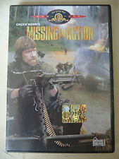 "DVD ""MISSING IN ACTION"" CHUCK NORRIS 1985"