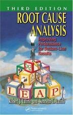 Root Cause Analysis: Improving Performance for Bottom-Line Results, Th-ExLibrary