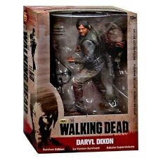 The walking dead 10 pouces daryl dixon survivor edition action figure-neuf