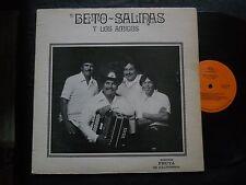 1SR DISCOS FRUTA DE CALIFORNIA BETO SALINAS Y LOS AMIGOS CONFUCIONES CHEPE SOLO