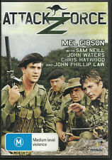 Z Force Australian Film depicting Commando Raid WW2 Mel Gibson Sam Neill DVD