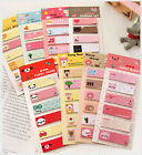 Cute 120 Pages Sticker Bookmark Point It Marker Memo Post Flags Sticky Notes