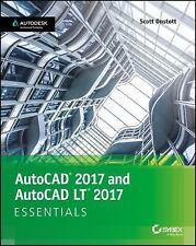 AutoCAD 2017 and AutoCAD LT 2017 Essentials by Scott Onstott (2016, Paperback)
