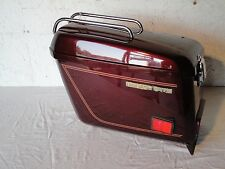 1980 Honda Goldwing GL 1100 Left Saddlebag Hard Bag 9326