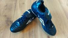 MENS WOMENS UMBRO ELITE FOOTBALL BOOTS STUDS UK 8.5  SG MEMORY FLEX IMMACULATE