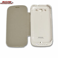 3200mAh SAMSUNG GALAXY S3 Battery Flip Case COVER POWER BANK Charger