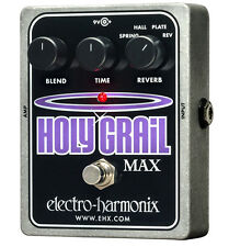 EHX Electro Harmonix Holy Grail MAX, Brand New, Free Global Shipping