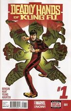 Deadly Hands of Kung Fu (2014) #1 of 4