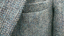 "VINTAGE DUNN & CO. HARRIS TWEED JACKET - 42"" CHEST"