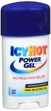 ICY HOT Power Gel Pain Reliever Gel Maximum Strength 1.75 oz