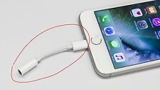 iPhone 7 Lightning to 3.5mm Headphone Earphone Jack Adapter Audio Cable