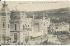 CPA 25 - BESANÇON - Bade- Salins vom Mouillère - Le Casino