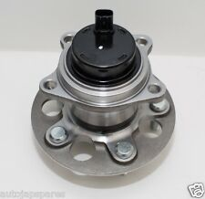 Toyota Estima 2.4i ,  3.5i  2006 Onwards Rear Wheel Bearing / ABS Hub Assembly