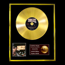 NELLY SUIT CD  GOLD DISC VINYL LP FREE SHIPPING TO U.K.
