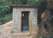 Sanitation Pit Latrines 20 Books CD Rural Hygiene Septic Tank Toilet Plumbing
