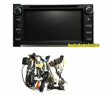 Factory Remanufactured Advent OTOMF1 OE Style Car Nav Stereo for select Toyota